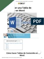 Cómo Hacer una Tabla de Contenido en Word – ¿Cómo Hago Eso_.pdf