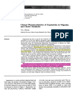 05 Perrin, V. L. (1985). Clinical Pharmacokinetics of Ergotamine in Migraine and Cluster Headache. Clinical Pharmacokinetics, 10(4), 334–352