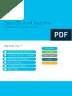Test Drive - SDWAN