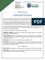 Ingenieria de La Produccion Practica #4