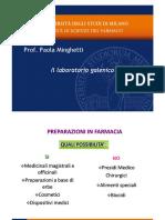 La Corretta Gestione Del Laboratorio Galenico (1)