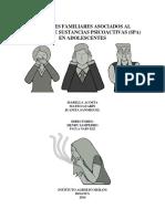 FACTORES FAMILIARES ASOCIADOS AL CONSUMO DE SUSTANCIAS PSICOACTIVAS (SPA) EN ADOLESCENTES