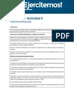 Control y Evaluación Financiero I - API 1 Canvas