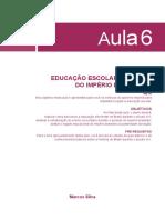 17001014122012Historia Da Educacao Brasileira Aula 6