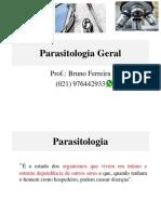 Parasitologia Geral 1