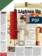 Make your own Diwali lantern
