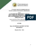 Control Interno de Ventas Zavaleta Flores Isamar
