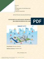 """Σχεδιασμός και οργάνωση """"έξυπνων πόλεων"""""""