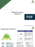 Material Cams Togaf