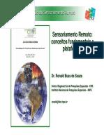 Sensoriamento Remoto - INPE