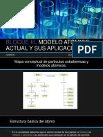 Modelo Atómico Actual y Sus Aplicaciones