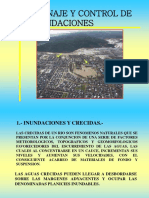Drenaje y control de inundaciones
