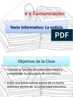 Ppt Noticia Cuarto