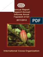 Annual Report 2011 2012 English French Spanish Russian