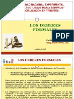 Deberes Formales. Presentacion (1)