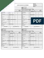 F-hseq-015 Lista de Chequeo de Botiquines. - Ok v2