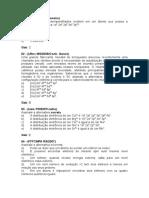 Atomística - Distribuição Eletrônica - 90 questões.doc