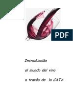 Catación de Vinos