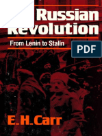 E. H. Carr - The Russian Revolution, From Lenin to Stalin