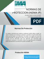 Normas de Proteccion (Nema-ip)