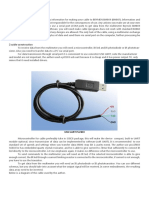 Brymen PC interface schematic 3rd party
