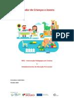9651 - Intervenção Pedagógica Em Creches e Estabelecimentos de Educação Pré-escolar