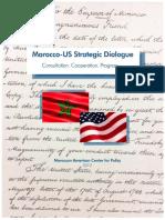 SR USMoroccoStrategicDialogue