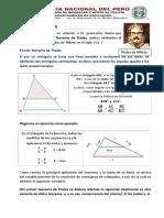 Teorema de Tales Alegre