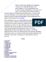 Montevideo Wiki