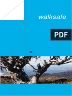 Walksafe Booklet