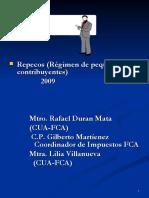 Manual Repecos 2009
