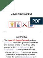 32.Java Input Output