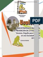 Plan Estratégico Municipal de Prevención de La Violencia 2015-2017