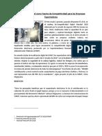 Artículo ADEX - Certificación Digital Como Fuente de Competitividad Para Las Empresas Exportadoras