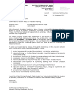 Nurjihan -Confirmation Letter