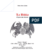 La Biblia (El Gran Mito Literario)