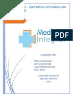 Sistemas Integrados de Gestion - Medicina Integral s.A