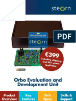 Orbo Evaluation and Development Unit Brochure