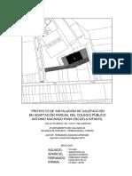 4 - Proyecto Calefaccion Antonio Machado