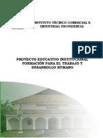Pei- Edu. Trabajo y Desarrollo Humano Cfip-2017