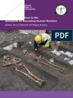 Updated Guidelines to the Standards for Recording Human Remains