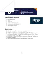 La Estructura Del Portafolio-1