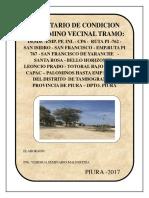 Inventario de Condición - Presentación de Informe Ultimo TÉCNICO_san Francisco