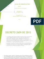 Servicio Nacional de Aprendizaje Sena Diapositivas Listas