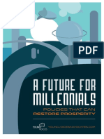 A Future for Millennials Policies That Can Resotre Prosperity PDF