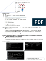 Praktikum VLAN Mikrotik Di GNS3