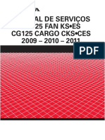 Manual de Servico CG 125 Fan-Cargo KS-ES 2009-11