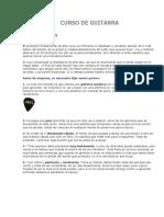 002-CursoGuitarra1- Basicos