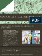 Codigo de Etica Publicitaria