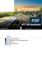 PTT Oil Business